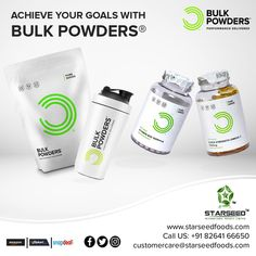 Choose your Optimal Nutrition at Starseed®, Exclusive Importer of BulkPowders™ UK Fat Loss Supplements, Sports Nutrition, Vitamins, Protein, Powder, Pure Products, Face Powder, Vitamin D, Sports Food
