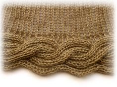 Celtic Cable Knit Pattern Knit now magazine is based