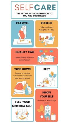 Self care habits to improve quality of your daily life