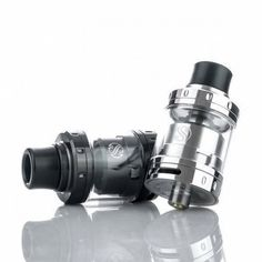 The augvape merlin mini rta offers you both single coil and dual coil options, a good balance between great vapor production and intensive flavour Merlin, Binoculars, Vape, Mini, Silver, Smoke, Electronic Cigarette, Money, Vaping