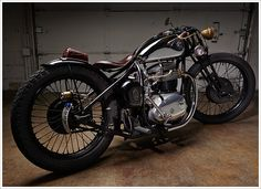 '69 BSA Firebird - 'Agnes' - Pipeburn - Purveyors of Classic Motorcycles, Cafe Racers & Custom motorbikes