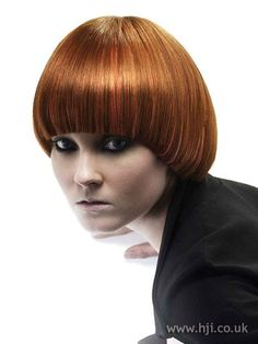 Photo of 2008 redhead bob hairstyle