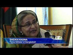 Exclusive Interview with Sheikh Hasina Prime Minister of Bangladesh