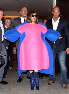Lady Gaga, what's new?