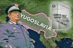 Όλα είχαν Σχεδιαστεί από το 1977. Μυστικό έγγραφο της CIA: «Έτσι θα Διαμελίσουμε τα Βαλκάνια» Captain Hat, Baseball Cards, Sports, Hs Sports, Sport