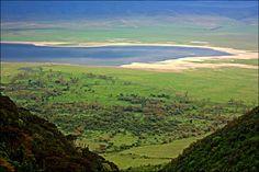 Ngorongoro crater   Flickr - Photo Sharing!