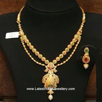 Stylish Uncuts Designer Necklace