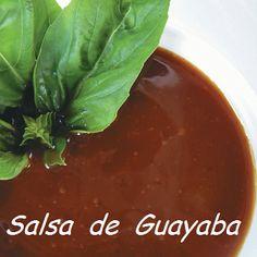 Cocina a lo Boricua: Salsa de guayaba