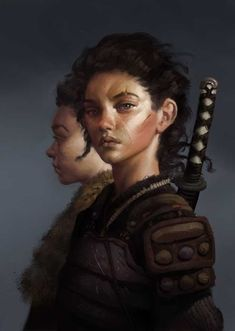 Post with 3257 votes and 195322 views. Tagged with female, dnd, character art, no boobplate, no stabbable midriffs; 99 D&D Female Character Art Pieces (no boobplate or stab-friendly midriffs) Sketch Inspiration, Fantasy Inspiration, Character Inspiration, Color Inspiration, Dnd Characters, Fantasy Characters, Female Characters, Character Concept, Character Art