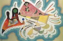 Voisinage (Vicinanza) , 1939 , Wassily Kandinsky - Irma Bianchi Comunicazione