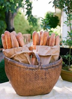ZsaZsa Bellagio: bread sticks.....