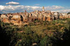 Pitigliano, Província de Grosseto, Itália - As Vilas mais Bonitas da Europa - Fun Brazil