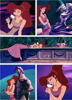 30 day Disney Challenge. Day 4: Favorite song? I wont say Im in Love - Meg from Hercules