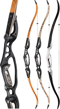 Hoyt Buffallo recurve bow - Same as Katniss used in Hunger Games - Catching Fire. I want one for my birthday this year i think ;-)