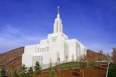 lds temples | Draper Utah LDS (Mormon) Temple Photograph Download #1