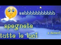 BUONANOTTE A TUTTI - YouTube