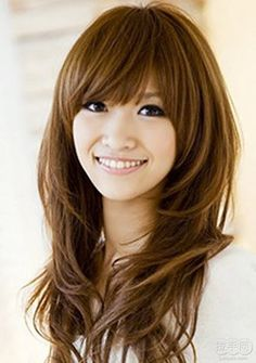 Cute-Japanese-Hairstyle-for-Asian-Girls