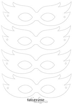 Free printable superhero masks =)   Gratis print superhelt-masker