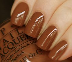 OPI Nail Polish Lacquer ( N40 - ICE-BERGERS & FRIES ) Nordic Fall 2014 *NEW* #OPI
