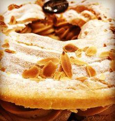 #parisbrest #praliné #patisserie #pastry #sweets #chocolate