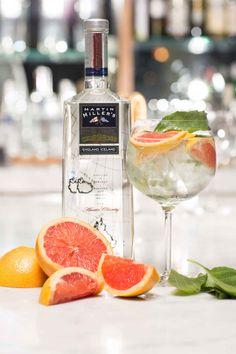 Martin Miller's Gin - Ape to Gentleman
