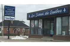 La Prairie/St-Jean-sur-Richelieu, Québec | Les Tissus du Québec | Pas de vente en ligne-Non online sales | http://www.pagesjaunes.ca/bus/Quebec/Saint-Jean-Sur-Richelieu/Les-Tissus-Du-Quebec/5926759.html