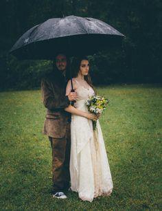 Homespun Hochzeit In Einem Orkan Mit Einem Knappen Budget   #Budget #einem #Hochzeit #Homespun #Knappen #Orkan