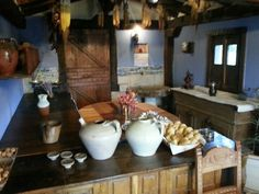 La cocina mas de cerca en Rtte Andra Mari #GaldakaON