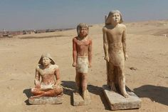 Egyptian princess's tomb dating from 2,500 BC found near Cairo