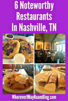 The restaurants in Nashville are sure to delight every palate and budget with an arsenal of foodie spots and both trendy and classic eateries.