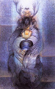 Shaman Woman, Susan Seddon Boulet