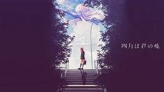 Shigatsu Wa Kimi No Uso Wallpaper by Dinocojv