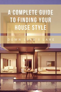 17 amazing house styles to give you a complete guide to finding your house style. Every wonder what your style is? I've compiled 17 traditional, modern, trendy and classic house styles together for you to figure out which is your favorite. French Country Exterior, Modern French Country, Modern Farmhouse Design, Modern Farmhouse Exterior, French Country House, Farmhouse Contemporary, Craftsman Farmhouse, Home Architecture Styles, Residential Architecture