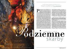 Polskie obiekty podziemne odwiedza rocznie pomiędzy 5 a 6 milionów turystów. O fascynujących podziemiach mówi ich znawca Jerzy Roszkiewicz.