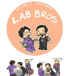 "Super Cute ""Avengers"" Fan Art This fandom makes me so happy."