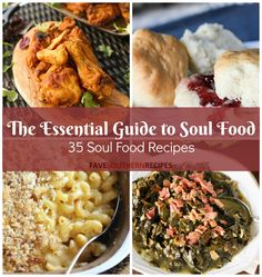 Soul food sunday dinner ideas sunday dinners soul food and dinner 35 soul food recipes the essential guide to soul food forumfinder Choice Image