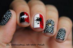 On Wednesdays, We Wear Polish : Ye Old Renaissance Manicure
