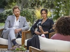RICHARD EDEN: The Sussexes have publicly attacked the monarchy and accused unnamed relations of racism, but the Queen has made it clear she holds no grudges against them. Oprah Winfrey, Martin Bashir, Prince Charles, Prince Andrew, Elizabeth Ii, Prince Harry Et Meghan, Harry And Meghan, Bruce Springsteen, Duke And Duchess