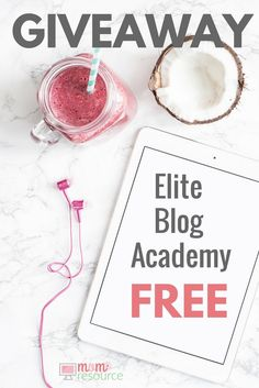 Elite Blog Academy is a must if you want to turn your blog into a business. You can blog without Elite Blog Academy, but it won't be nearly as easy or fun. Elite Blog Academy is for bloggers who are serious about making money online and turning the blog i