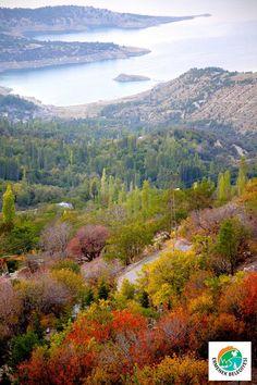 River, Mountains, Nature, Outdoor, Art, Outdoors, Art Background, Naturaleza, Kunst