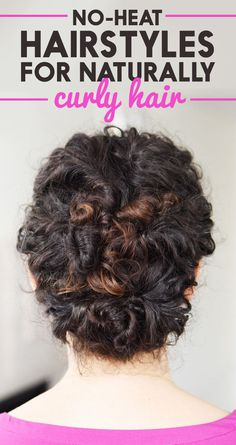 Here's How To Make Your Naturally Curly Hair Look Amazing In 7 Days