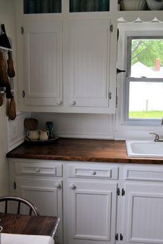 DIY counter tops