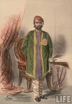 His Highness the Maharaja of Jaipur Siramad-I-Rajaha-I-Hindustan, Raj Rajendra, Sri Maharaja Dhiraj Siwar Ram Sing, Bahadur