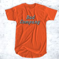 cool Bad Company Vintage T-Shirt for Men and Women