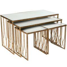 Aidan Gray Furniture Grubb Nesting Coffee Tables