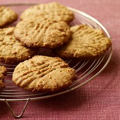 Weight Watchers Spiced Peanut Butter Cookies: 3 Points+