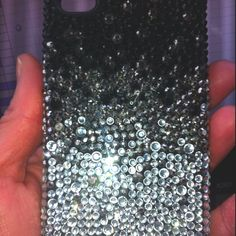 """Love my new """"bling"""" phone cover!"""