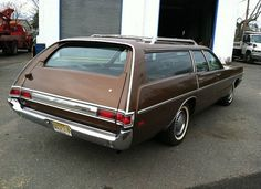 Learn more about 1971 Plymouth Fury Station Wagon on Bring a Trailer, the home of the best vintage and classic cars online. Plymouth Fury, Plymouth Valiant, Station Wagon Cars, Vista Cruiser, Plymouth Muscle Cars, Wagons For Sale, Woody Wagon, Old Wagons, Rear Seat