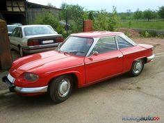 Panhard 24ct de 1964 - avant.