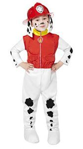 Chase Paw Patrol Deluxe 3D Squad Car Child Costume Halloween Boys Bodysuit
